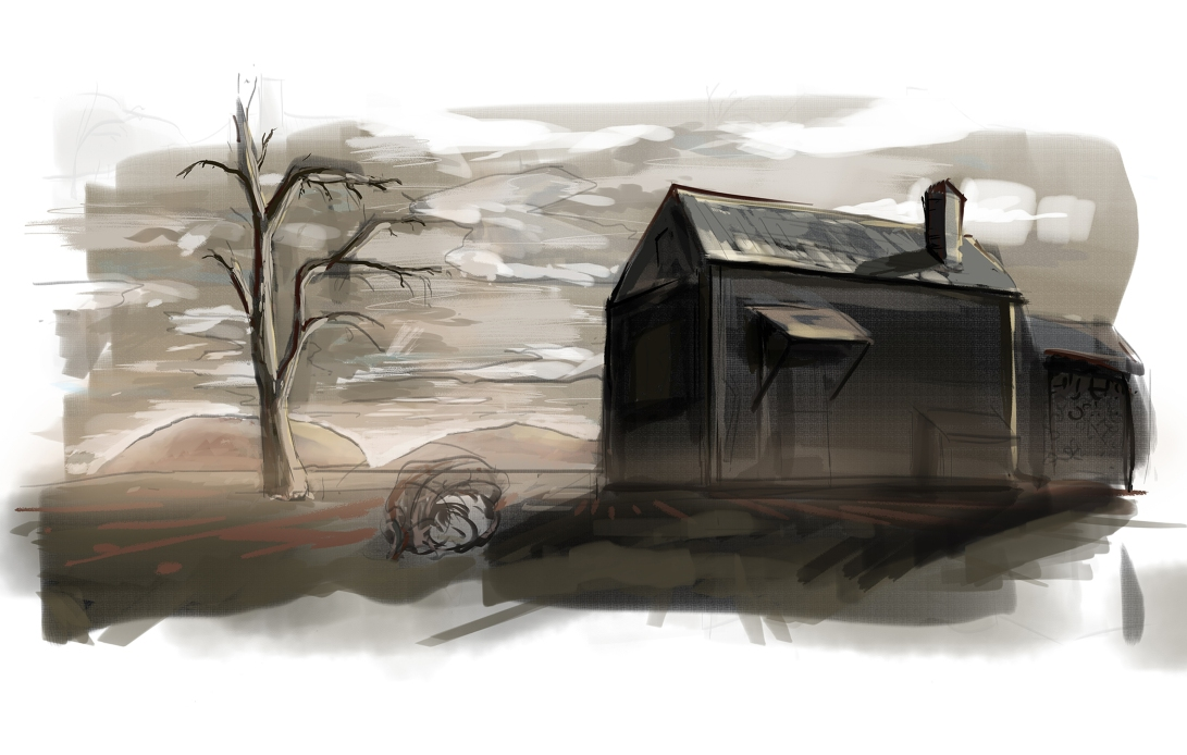 isolated building sketch fb4correctsize